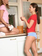 Pics of teen Britney Lightspeed getting it on with Erica