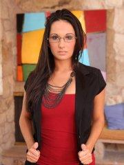 Pictures of teen star Corin Riggs dressed up to get you up