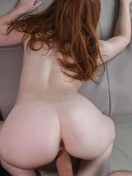Amber Addis Pale and Precious Pussy