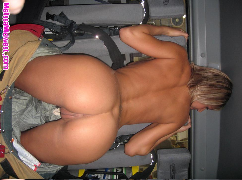 Pictures Of Melissa Midwest Getting Naked At A Fire Hall Coed Cherry