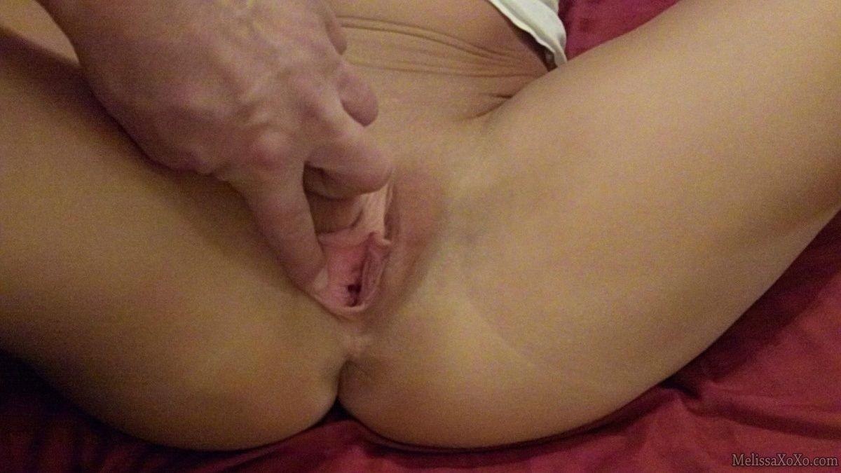 Busty milf loves to finger her pussy