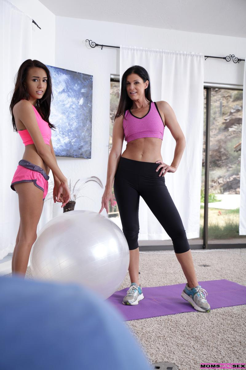 Step Mommy Janice Griffith India Summer