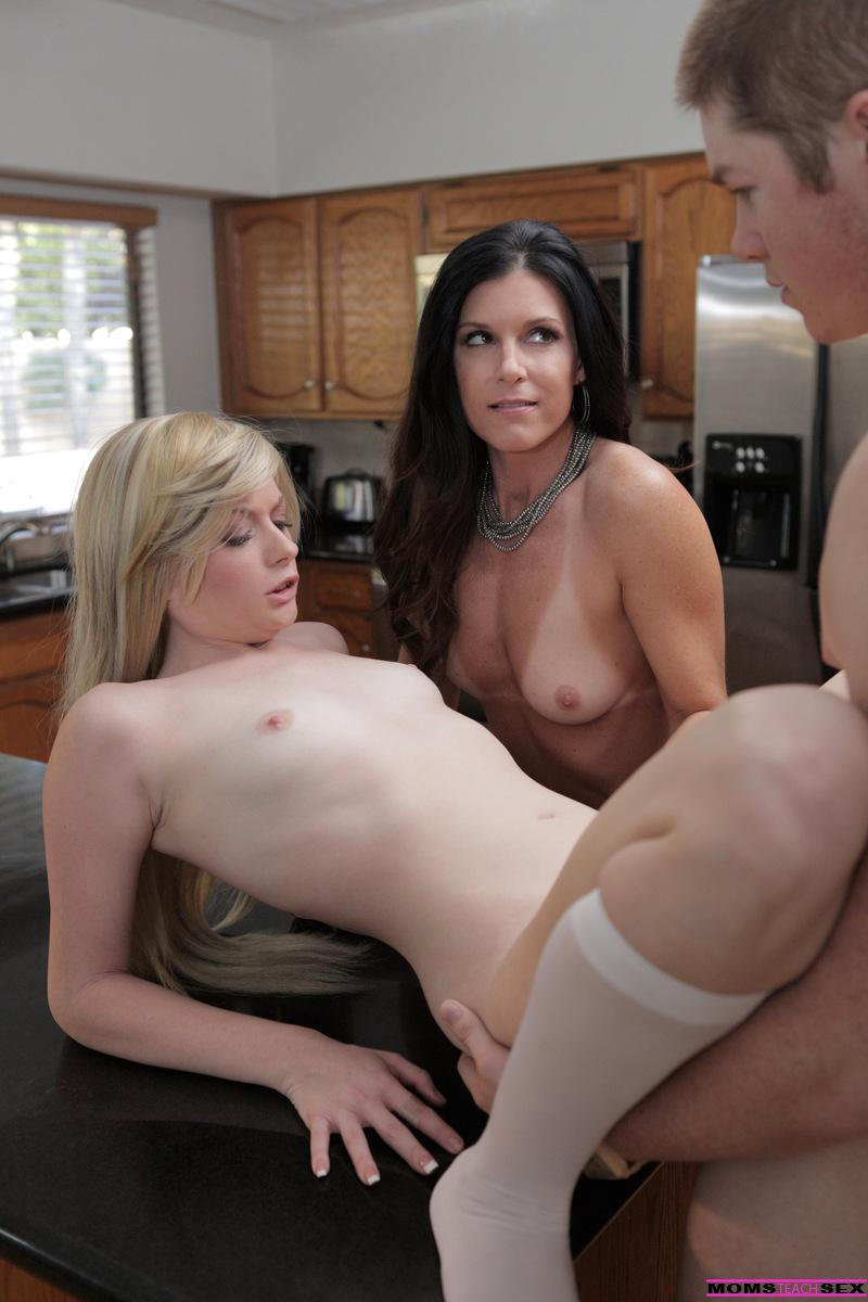 image Step mom india summer loving her son