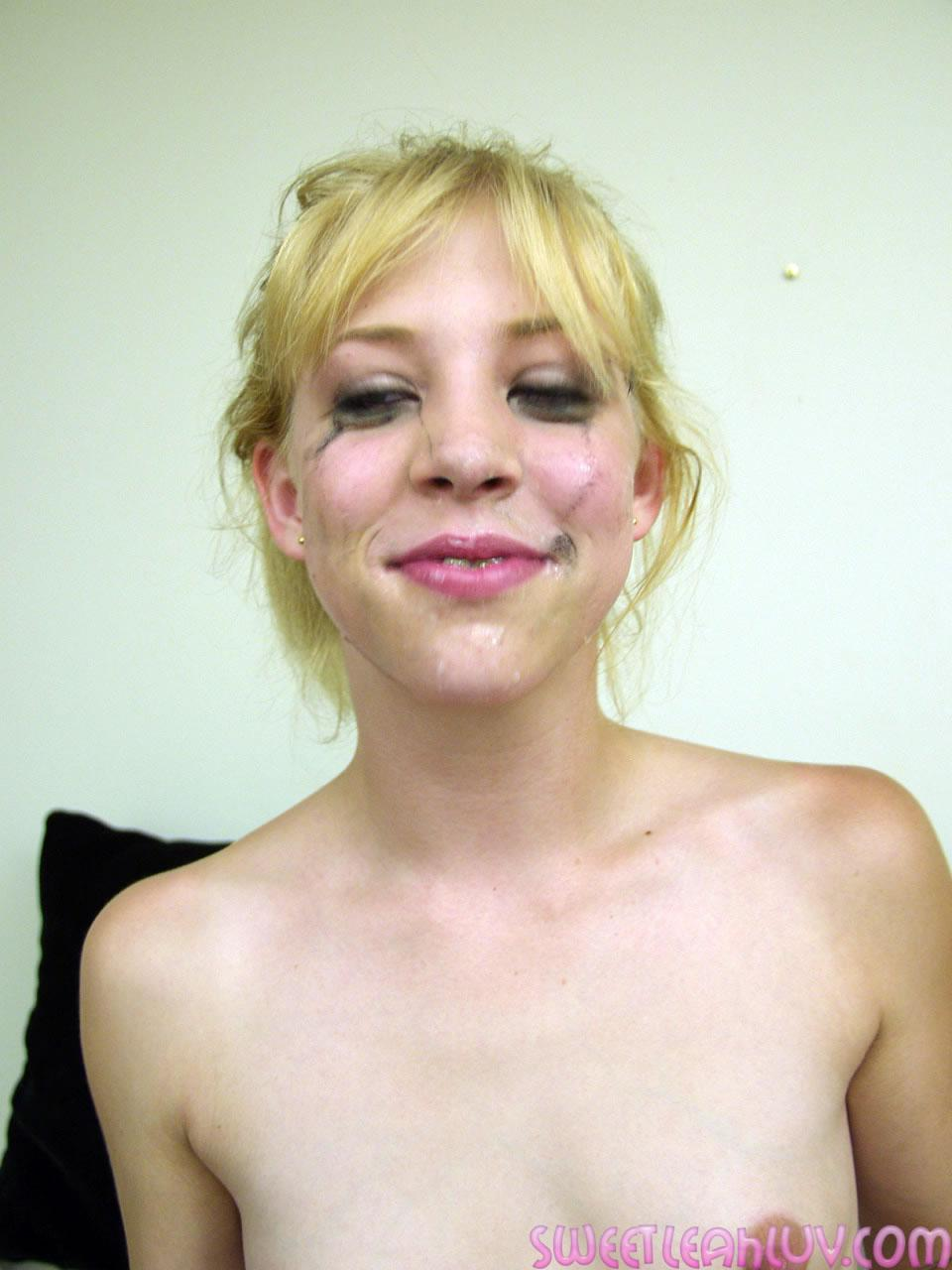 With you blond milf tube version